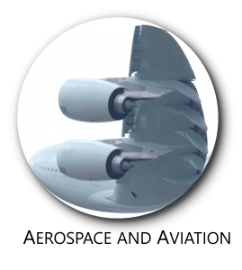 Airplane Industry Icon Image