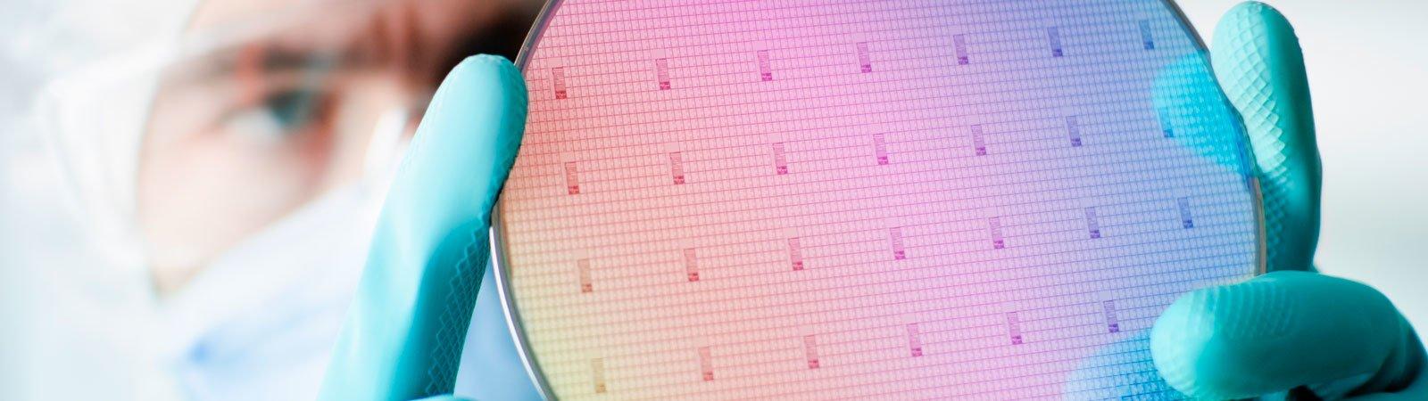 Electronics Wafer Electronics Industry Testing