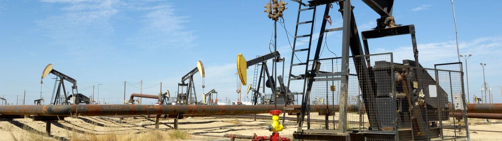 Oil Field Energy Industry Testing