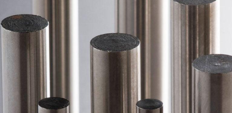Metal Rods Industrial Industry Testing